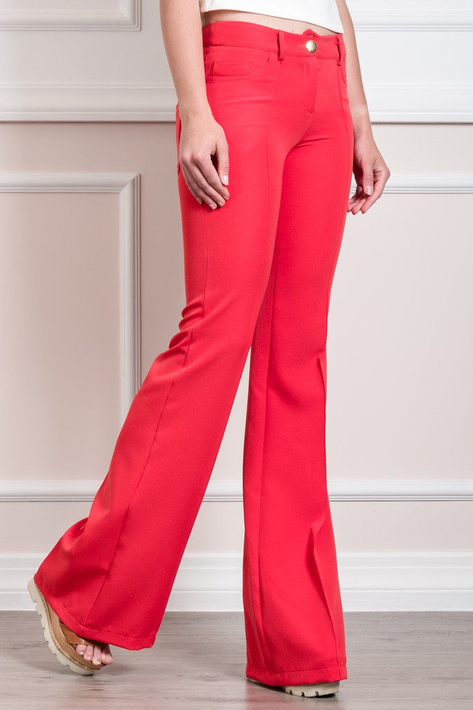 ELASTIC BELL BOTTOMS