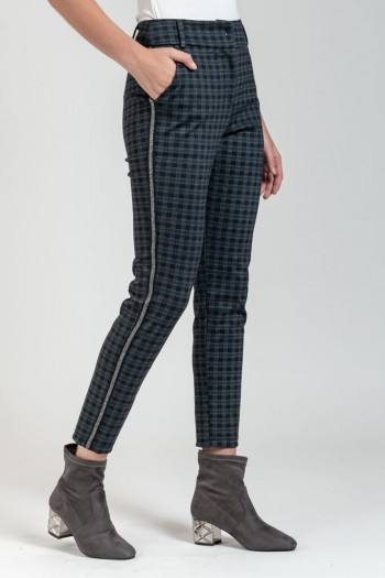 CARREAUX CROPPED TROUSERS