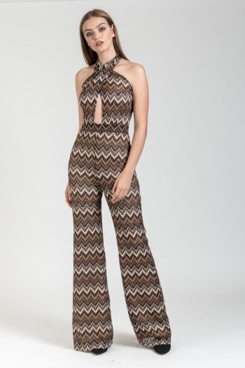 OCCASION LACE JUMPSUIT