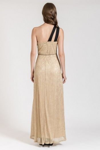 OCCASION ONE SHOULDER MAXI DRESS